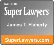Attorney James T. Flaherty selected to Super Lawyers